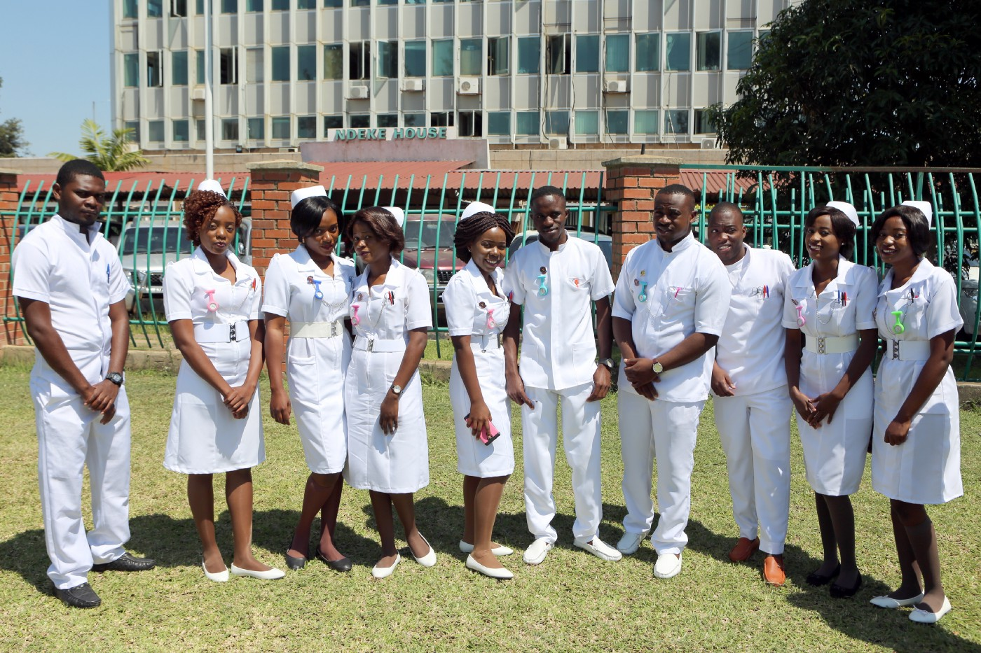In the midst of a deadly epidemic, young nurses in Zambia find new  opportunities to serve   by ChildFund   ChildFund International   Medium
